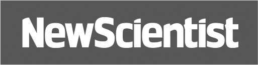The New Scientist logo linking to article on our Calgary IVF Clinic